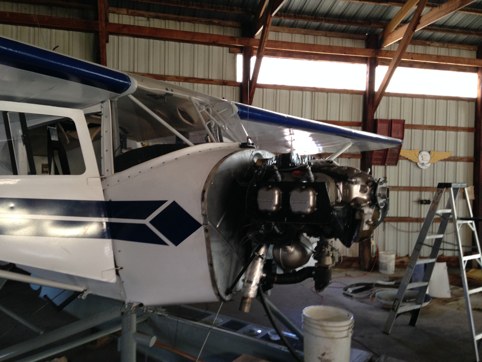 Seaplane Maintenance Services - Rising Sun IN